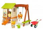 Hračky na zahradu