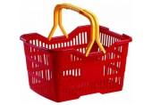 Přepravky a nákupní košíky