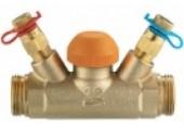 Regulační ventily termostatické