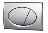 Ovládací tlačítka pro WC