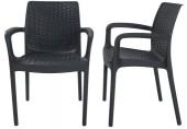 Zahradní židle, křesla a taburetky
