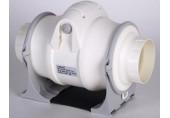 Radiální ventilátory potrubní
