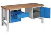 Dílenské stoly, podstavce a stojky