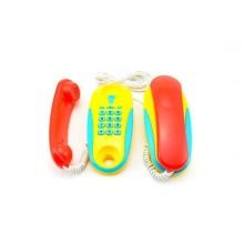 Telefony pokoj - pokoj plast na baterie 2ks v krabici 00410115