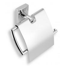 NOVASERVIS METALIA 12 závěs toaletního papíru s krytem chrom 0238,0