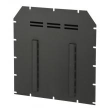 HAAS+SOHN Záslepka Grand Max Plus 11, Kalmar 11 (včetně cihel) černá 0431317015700
