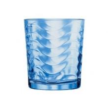 BANQUET Blue Wave sklenice na whisky, 260ml, 6ks, 04NB509B6-A