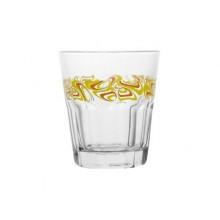 BANQUET Jersey sklenice na whisky, 240ml, 3ks, 04P20209BK539W