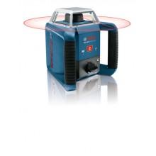 BOSCH GRL 400 H Set rotační laser + přijímač 0.601.061.800