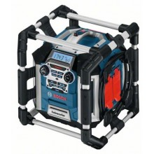 BOSCH GML 50 akumulátorové rádio, 0.601.429.600