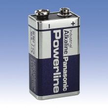 SANELA Napájecí alkalická baterie SLA 29, 9V/550 mAh, typ 6F22 06290