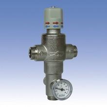 """SANELA Termostatický ventil SLT 07 3/4"""" (43 l/min. při tlaku 0,1 MPa) 09070"""