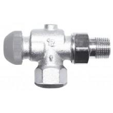 """HERZ TS-98-VHF-Termostatický ventil M30x1,5 axiální 1/2"""", šedá krytka 1762826"""