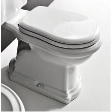 SAPHO RETRO 101301 WC kombi mísa 38,5x41x72cm, zadní odpad