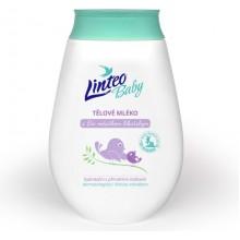 LINTEO BABY Dětské tělové mléko 250 ml PO EXPIRACI