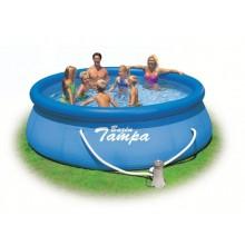 MARIMEX Bazén Tampa 3,66 x 0,91 m s kartušovou filtrací 10340017