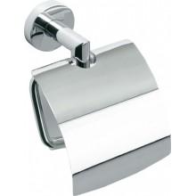 SAPHO OMEGA ECONOMY 104112012 držák toaletního papíru s krytem, chrom