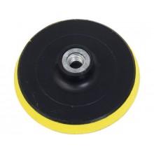 EXTOL CRAFT nosič brusných výseků-M14, suchý zip, s vloženou vrstvou pěny108525