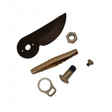 FISKARS 111965 náhradní čepel, šroubek, matice, a pružina k nůžkám 111960