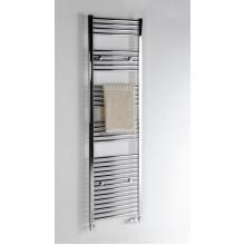 SAPHO ALYA 1110-05 Koupelnový radiátor oblý 500x1118mm, 428W, chrom