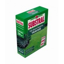 SUBSTRAL 100 denní hnojivo pro trávník 1 kg