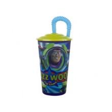 BANQUET pohárek 600ml s víčkem,Toy Story L 1214TO33588