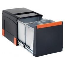 Franke Cube 41 sorter 134.0055.271 (3 koše)