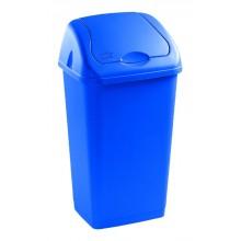 HEIDRUN Odpadkový koš ALTHEA 18 l modrý, 1350M