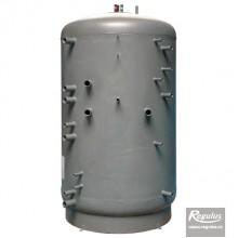 REGULUS Akumulační nádrž se zásobníkem TV 1700/200, dělící plech, 1x vým DUO 1700/200 PR
