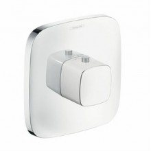 Hansgrohe PURAVIDA Highflow termostat pod omítku, chrom 15772000