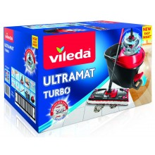 VILEDA Easy Wring UltraMat TURBO mop set 158632