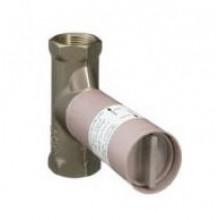 Hansgrohe Základní těleso uzavíracího ventilu pod omítku, vřeteno DN15 15973180