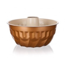 BANQUET Pečící forma na bábovku 22x10 cm Gourmet Ceramia 19YLC05GC