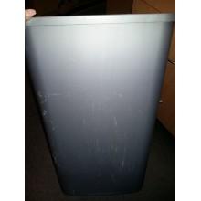 VÝPRODEJ CURVER Odpadkový koš Flipbin, 65,3 x 29,4 x 37,6 cm, 50 l, šedý, 02172-686, POŠKRÁBANÝ