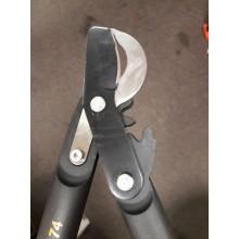 VÝPRODEJ FISKARS nůžky na silné větve převodové háková hlava PowerGear L74 (112290) 1000582 POUŽITÉ