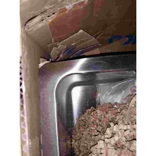 VÝPRODEJ BLANCO Andano 340/180-IF/A dřez nerezový s táhlem, včetně sifonu, hedvábný lesk R__519558 OHLÁ HRANA, VIZ FOTOGRAFIE