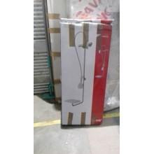 VÝPRODEJ RAVAK TE 093.00/150 Sprchový sloup 300 s termostatickou baterií, posuvný X070099 POŠKOZENÝ OBAL