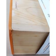 VÝPRODEJ FISKARS Functional Form blok pro 5 nožů, přírodní (200083) 1014228 POŠKOZENÉ!!!!