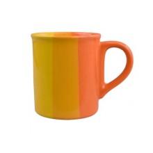 BANQUET Hrnek oranžovo/žlutý 270ml 202476OY