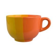 BANQUET Jumbo hrnek oranžovo/žluté 450ml 202739OY
