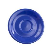 VETRO-PLUS Čajový podšálek modrý 15,5cm 202763428SAU