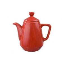VETRO-PLUS Kávová konvice červená square 1l 203093872