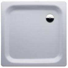 LAUFEN PLATINA Ocelová vanička čtvercová 90x90 cm, bílá, 2.1502.2.000.040.1