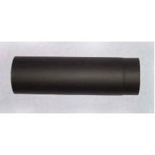 Trubka kouřovodu 120mm/500mm (1,5) černá