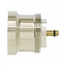 HEIMEIER prodloužení vřetene termostatické hlavice K, délka 30mm, nikl 2201-30.700