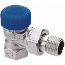 """HEIMEIER radiátorový ventil samotížný DN 15-1/2"""" rohový 2241-02.000"""