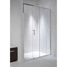 Jika CUBITO PURE sprchové dveře 1200x1950 dvojdílné transparentní sklo 2.4224.4.002.668.1