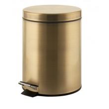 SAPHO DIAMOND 2609-44 odpadkový koš kulatý 3l, bronz
