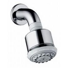 Hansgrohe Clubmaster Horní sprcha se sprch. ramenem DN15, chrom 27475000