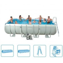 INTEX Bazén Ultra Frame Pool 549 x 274 x 132 cm, 28352GN